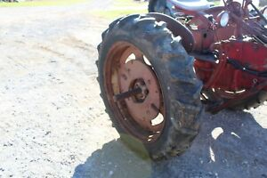 Farmall Super C Parting Out 2ea Rear Wheel Weights Farmerjohnsparts