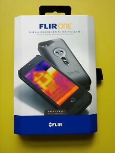 Flir One New Thermal Imaging Camera For Iphone 5 5s Mint Condition
