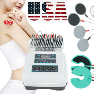Micro Current Body Beauty Machine Shaper Slimming Weight Loss Beauty Machine Us