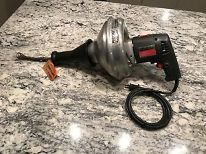 Ridgid Kollmann K 37 Pipe Drain Cleaner W 35 Cable Snake Cleaning Tested