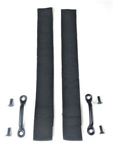 Jeep Wrangler Cj Yj Tj Footman Loops Door Limit Straps And Torx Screws Kit