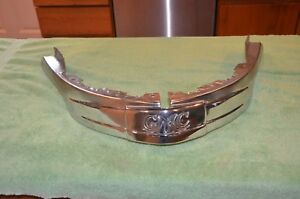 1939 1940 Gmc Pickup Grille Suburban Grill Top