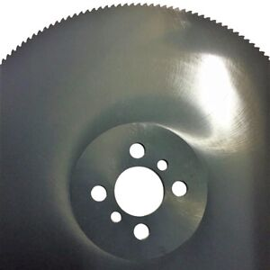 315 X 2 5 X 40 New Industrial Cold Saw Blade Hss M2 Dmo5