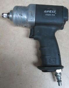 Aircat 1500 Th 1 2 Pneumatic Impact Wrench Composite