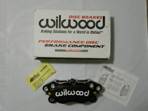 Wilwood 120 9703 Dynapro Lug Mount Brake Calipers Black 81 Racing