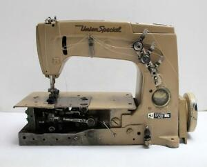 Union Special 57700 A Coverstitch Belt Loop Industrial Sewing Machine Head Only
