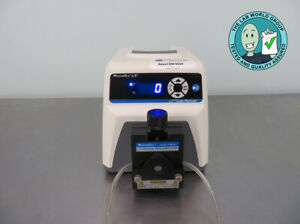 Cole Parmer Masterflex L s Peristaltic Pump With Warranty See Video