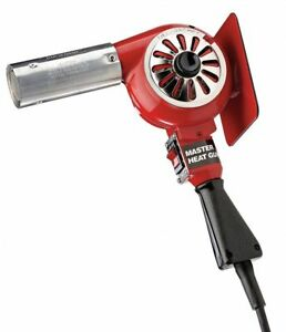 Electric Heat Gun 120vac Variable Temp Settings 200 To 300 f