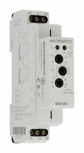 Macromatic Voltage Sensing Relay Vwke240a