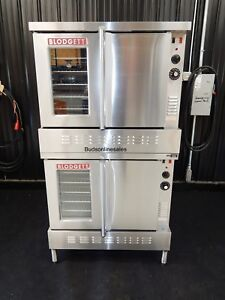 Blodgett Gas Bakery Commercial Convection Oven Bakery Pizza