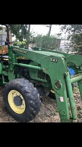 John Deere 541 Front End Loader Attachment Fits 5000 Series Tractor 5210 Tractor