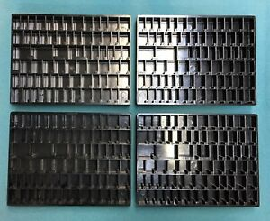 Kingsley Machine 4 used Plastic Type Trays Hot Foil Stamping Machine