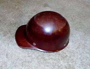 Vintage Msa Skullgard Hard Hat Ansi Z89 Class A With Inside Labels