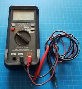 Micronta Auto Range High Speed Sampling Bargraph Digital Multimeter 22 167