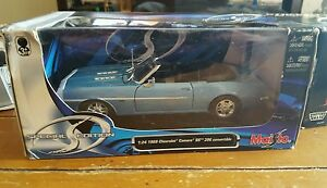 1968 Chevrolet Camaro Ss 396 Convertible Diecast 1 24 new