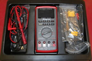 Snap on Rms Digital Automotive Multimeter Eedm596e Free Shipping