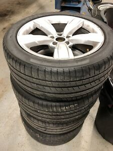 Used Genuine Oem Audi Allroad Wheels And Tires 8k0601025bm
