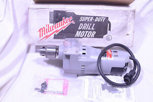 Open box New Milwaukee 4262 1 Magnetic Drill Press Motor For 4201 4202 4203 Base