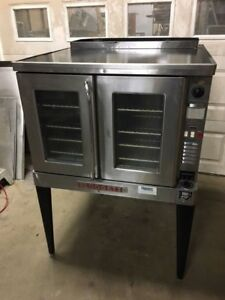 Blodgett Convection Oven Electric Model Ef 111