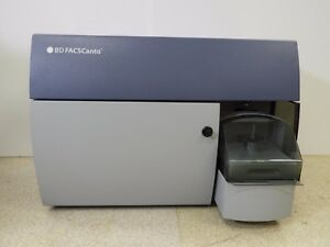 Bd Facscanto Flow Cytometer Fluidics Cart