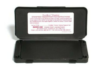 Sirchie Printmatic Flawless Fingerprinting Ink Pad pfp700 6 1 4 X 3 New