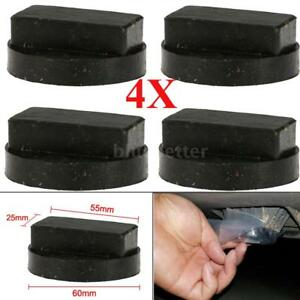4 Pcs Car Auto Rubber Jack Pad To Avoid Damage For Bmw 1 2 3 4 5 6 7 Series Y1g5