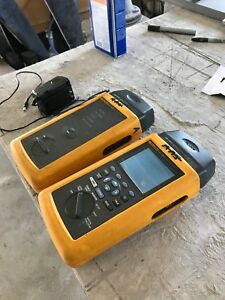 Fluke Networks Dsp 4000 Cable Tester Level 3