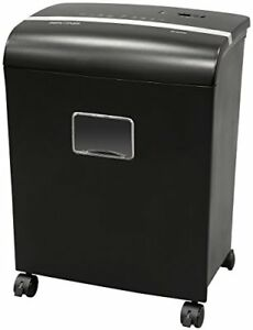 Sentinel Fm121p 12 sheet High Security Micro Cut Paper Credit Card Shredder With