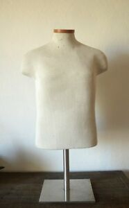 Male Mannequin With Adjustable Stand