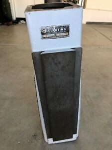 Clausing 8520 8525 Vertical Knee Mill Column W Badges And Hardware