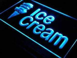 Lite Signs Ice Cream Cones Sign led Performance Neon Color