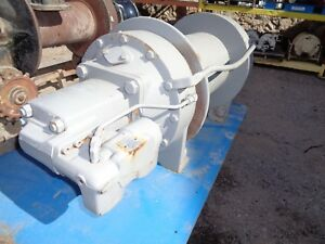 Koehring Bantam 150 Winch Planetary Hydraulic Winch good Condition