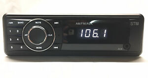 Tractor Radio For Kubota Am fm aux And Rtv 1100