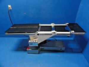 Chick Cst Se 2001 Or Surgical Table Orthopedic C arm Table 16448