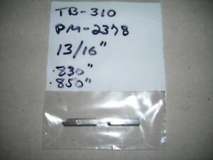 Sunnen Tobin Arp Pm Carbide Tool Bit For 5 8 Boring Bar Rod Pin Bore Machine