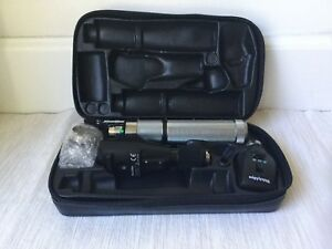 Welch Allyn Diagnostic Set Ophthalmoscope 11720 Retinoscope 11820