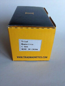 Triad C 10x Filter Reactor new