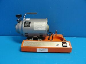 Allied Gomco 402 Aspirator Vacuum Suction Pump Table Top Suction Pump 16098