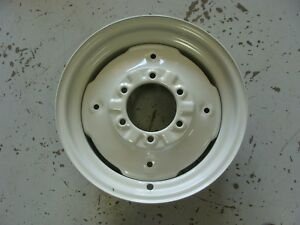 Naa 641 800 861 901 2000 3600 3910 4000 4630 Ford Tractor Front Rim 4 50x16