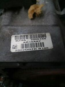 Automatic Transmission Drive Train Trans Axle Fwd For 10 11 Cr V