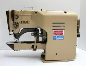 Pfaff 3336 Bar Tacker 42 Stitches Lockstitch Industrial Sewing Machine Head Only