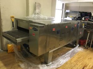 Picard Ovens Lp 200 6 32g Stone Conveyor Pizza Oven
