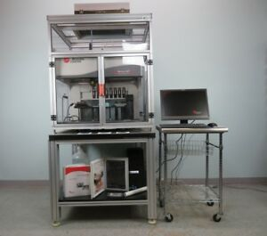 Beckman Biomek Nxp Lab Automation Workstation With Warranty See Video