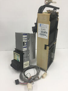 Mars Mei Trc 6800h Coin Changer vn 2511 U3 Validator Kit Complete With Harness