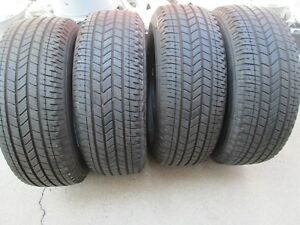 275 65 18 Michelin Primacy Xc Truck Tires Ford F150 18 Set 4 Take Offs