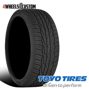 1 X New Toyo Extensa Hp Ii 235 45r17 97w High Performance All season Tire