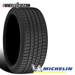 1 X New Michelin Pilot Sport A s 3 255 35 18 94y Ultra high Performance Tire