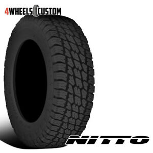 1 X New Nitto Terra Grappler 315 75 16 121q All terrain All season Tire