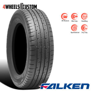 1 X New Falken Sincera Sn201 A S 195 65 15 91h Standard Touring All Season Tire