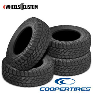 4 X New Cooper Discoverer S t Maxx 35 12 5 20 All season Tough Terrain Tire